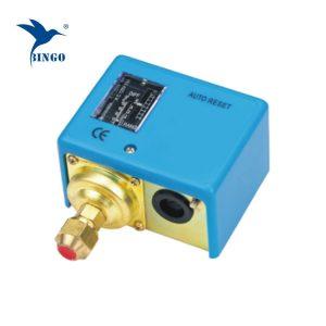 प्रशीतन जल तेल गैस के लिए समायोज्य दबाव स्विच