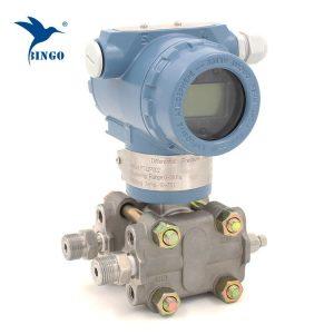 वायु गैस तरल के लिए विभेदक दबाव सेंसर