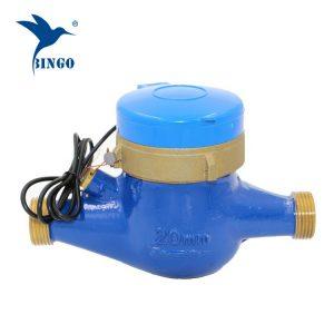 पीतल के शरीर पल्स जल प्रवाह मीटर पल्स सेंसर (1)