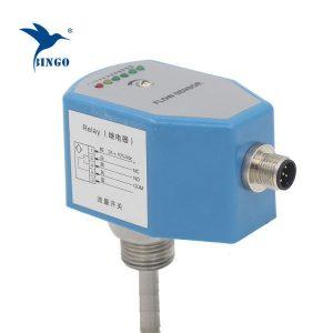 """नया उत्पाद 1/2 """"थर्मल फ्लो सेंसर इलेक्ट्रॉनिक प्रवाह सेंसर / पानी, तेल और हवा के लिए स्विच"""